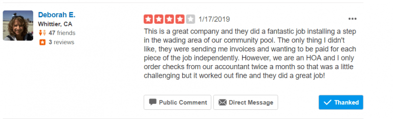2019 YELP Review